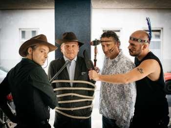 BLUTSBRÜDER- Die Karl May-Boygroup aus dem Rabenhof Theater