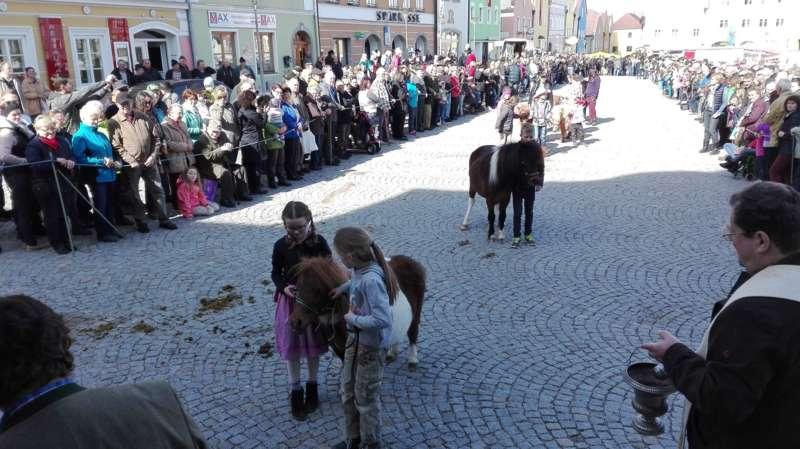 173. Pferdemarkt in Obernberg am Inn (samt Innviertler Biermärz)  - Bild 1490447593