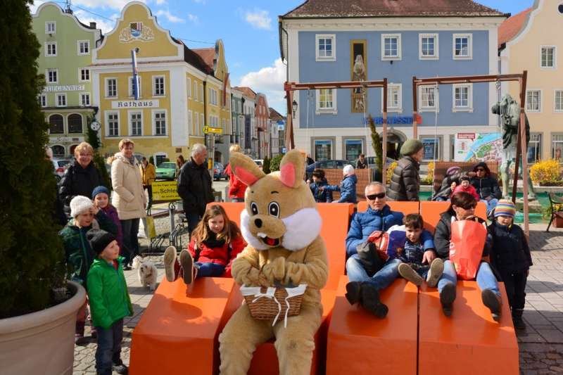 Süße Geschenke & bunte Ostereier in Schärding - Bild 3