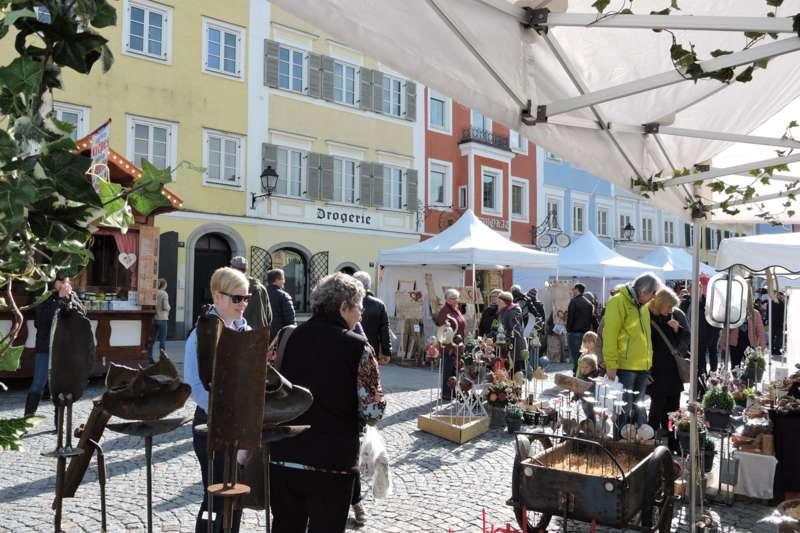 Ostermarkt am Stadtplatz Schärding, 19. bis 21. April - Bild 1552740932