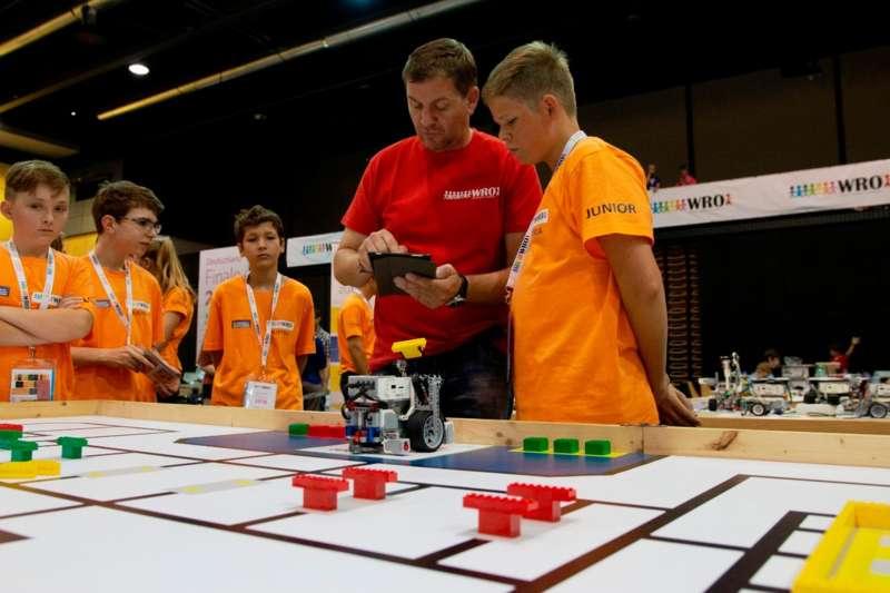 World Robot Olympiad Austria 24./25. Mai – Wettbewerb in Schärding - Bild 2