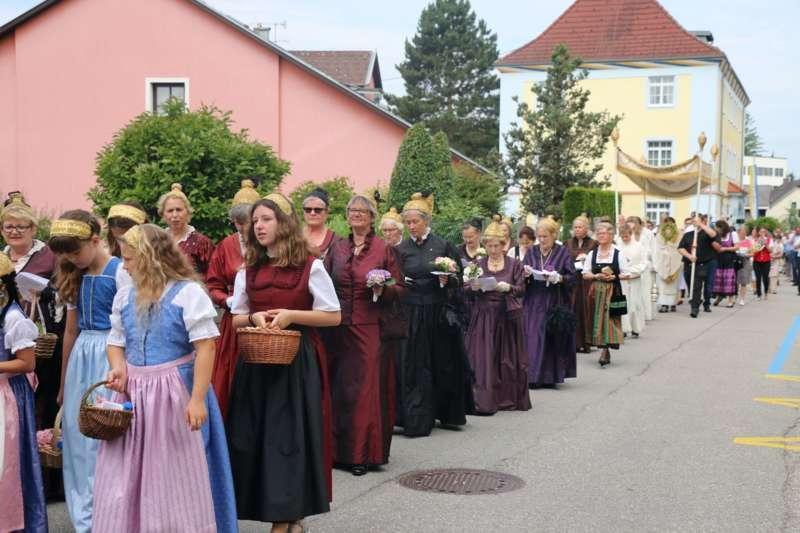 Kräuterweihe zu Mariä Himmelfahrt - Bild 1563174254