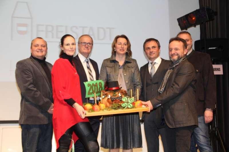 Neujahrsempfang Stadtgemeinde Freistadt - Bild 33
