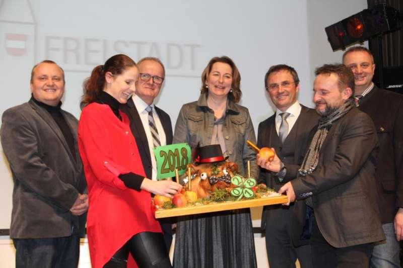 Neujahrsempfang Stadtgemeinde Freistadt - Bild 39