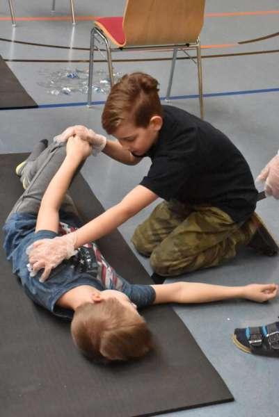 Helfi-Bezirkswettbewerb in der Volksschule Schönau - Bild 10