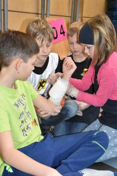 Helfi-Bezirkswettbewerb in der Volksschule Schönau - Bild 12