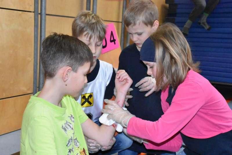 Helfi-Bezirkswettbewerb in der Volksschule Schönau - Bild 13