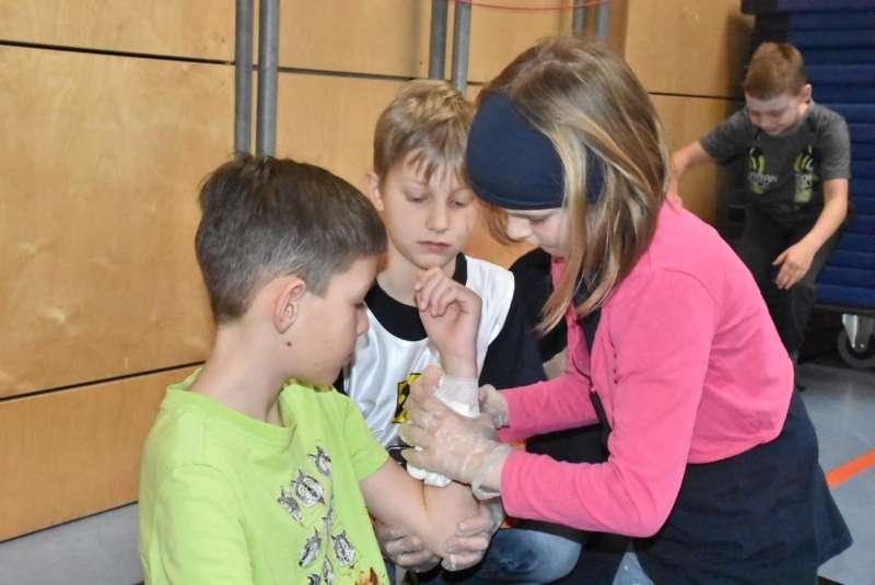 Helfi-Bezirkswettbewerb in der Volksschule Schönau - Bild 17