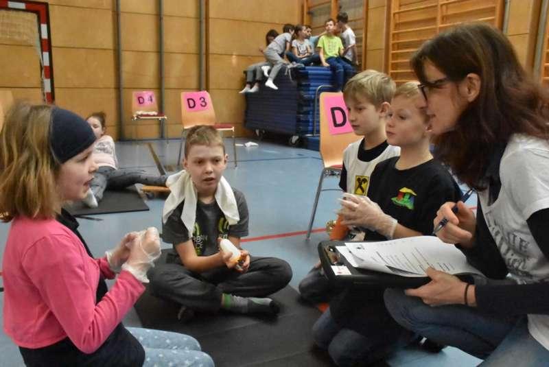 Helfi-Bezirkswettbewerb in der Volksschule Schönau - Bild 19