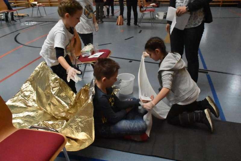 Helfi-Bezirkswettbewerb in der Volksschule Schönau - Bild 20