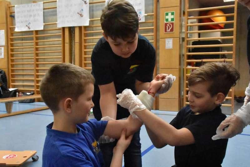 Helfi-Bezirkswettbewerb in der Volksschule Schönau - Bild 21