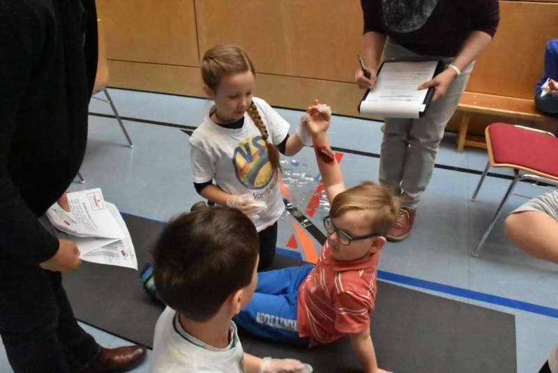 Helfi-Bezirkswettbewerb in der Volksschule Schönau - Bild 23