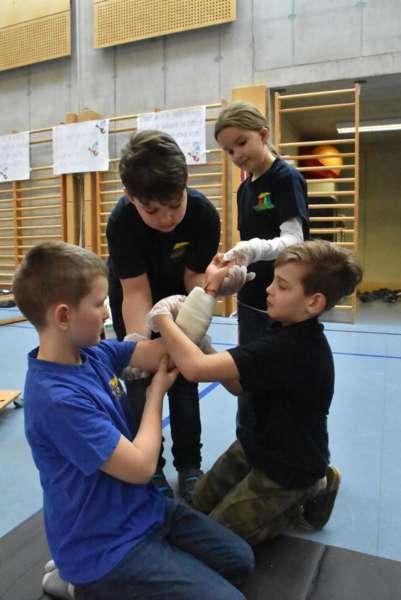 Helfi-Bezirkswettbewerb in der Volksschule Schönau - Bild 31