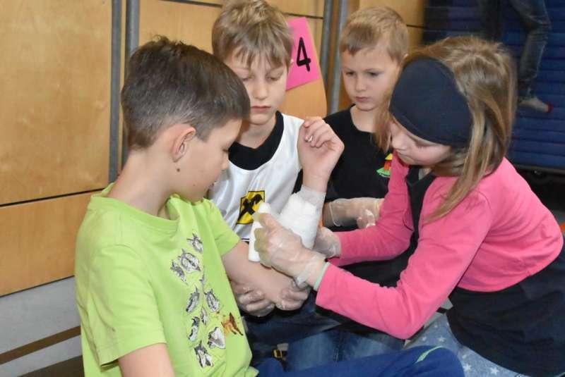 Helfi-Bezirkswettbewerb in der Volksschule Schönau - Bild 34