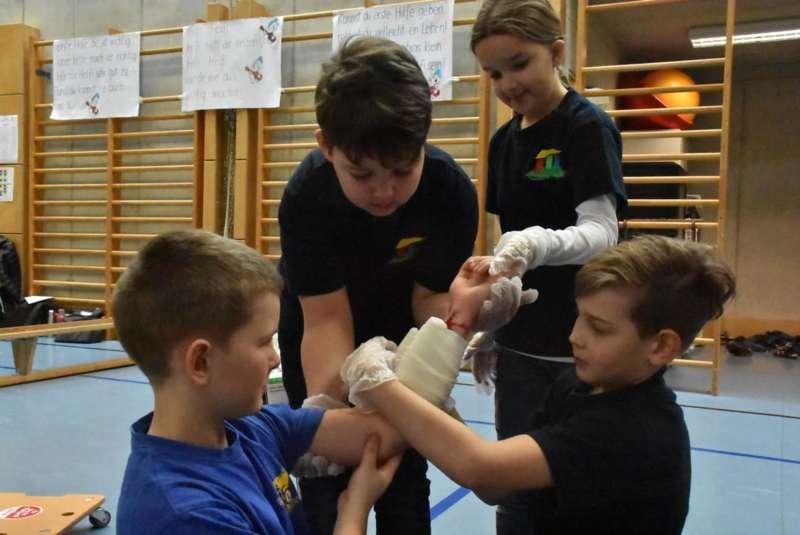 Helfi-Bezirkswettbewerb in der Volksschule Schönau - Bild 43