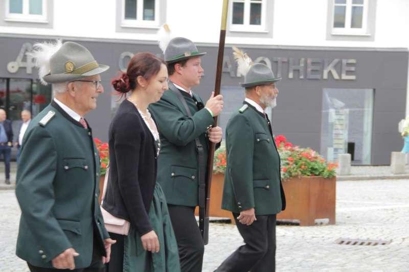 Festakt: Gedenktafel für berühmten Sohn von Bad Zell enthüllt - Bild 3