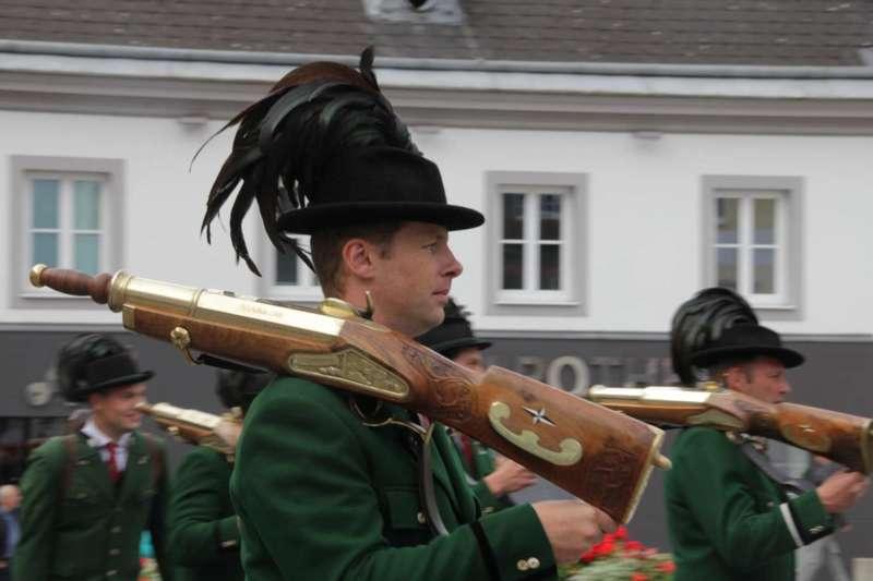 Festakt: Gedenktafel für berühmten Sohn von Bad Zell enthüllt - Bild 6