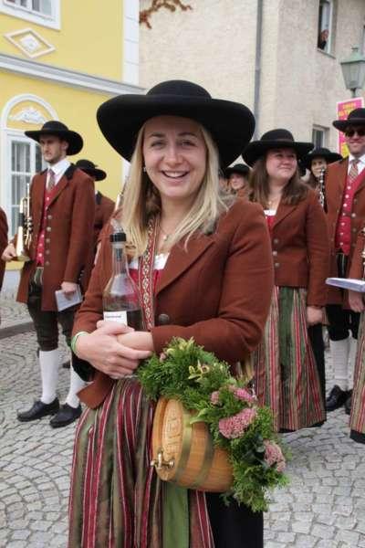 Festakt: Gedenktafel für berühmten Sohn von Bad Zell enthüllt - Bild 10