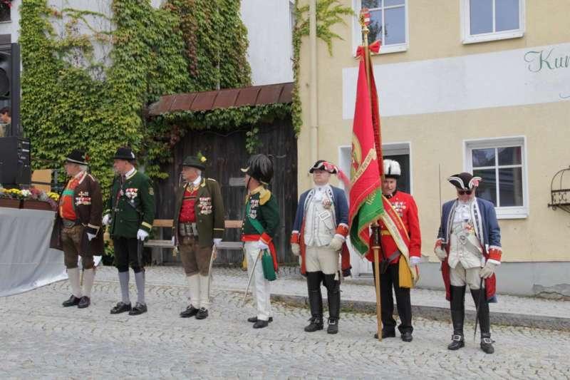 Festakt: Gedenktafel für berühmten Sohn von Bad Zell enthüllt - Bild 16