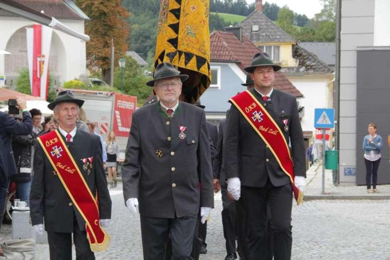Festakt: Gedenktafel für berühmten Sohn von Bad Zell enthüllt - Bild 18
