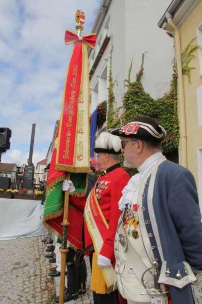 Festakt: Gedenktafel für berühmten Sohn von Bad Zell enthüllt - Bild 21