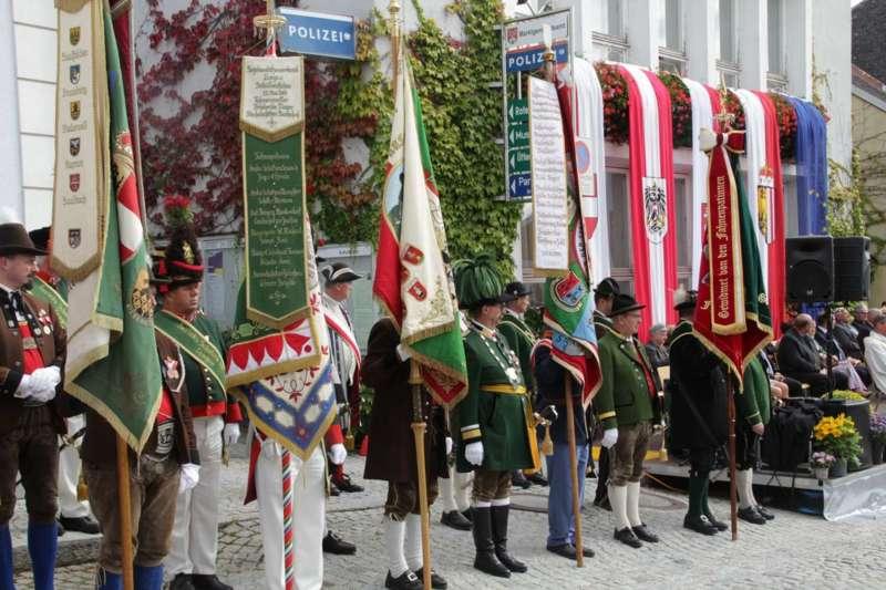 Festakt: Gedenktafel für berühmten Sohn von Bad Zell enthüllt - Bild 22