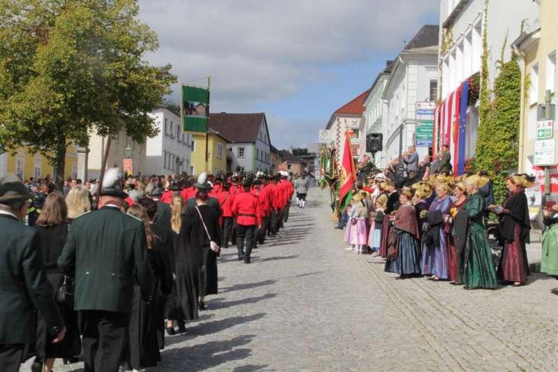 Festakt: Gedenktafel für berühmten Sohn von Bad Zell enthüllt - Bild 26
