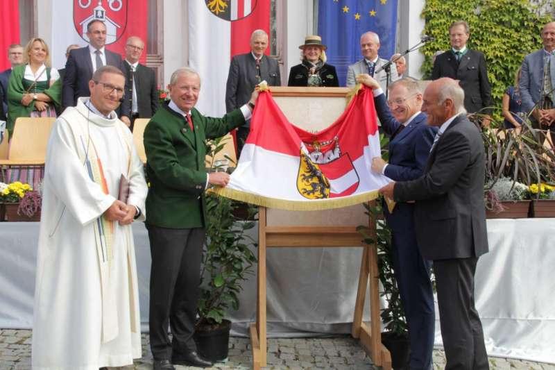 Festakt: Gedenktafel für berühmten Sohn von Bad Zell enthüllt - Bild 27
