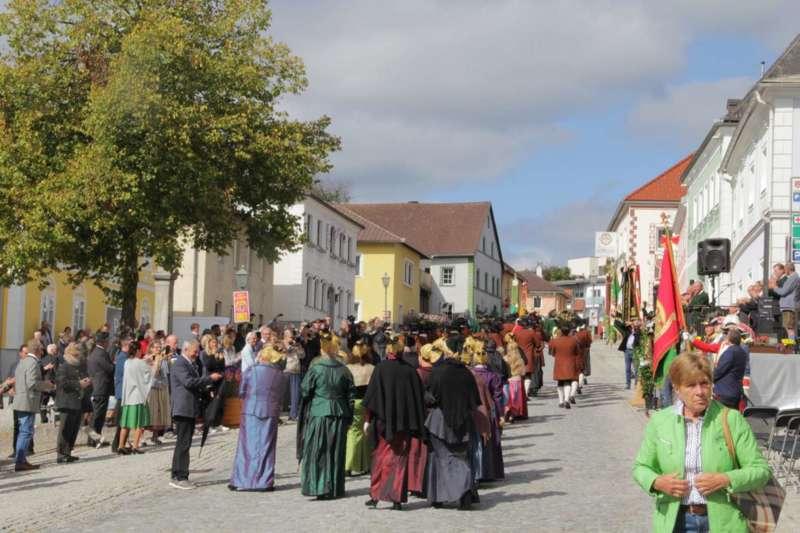 Festakt: Gedenktafel für berühmten Sohn von Bad Zell enthüllt - Bild 28