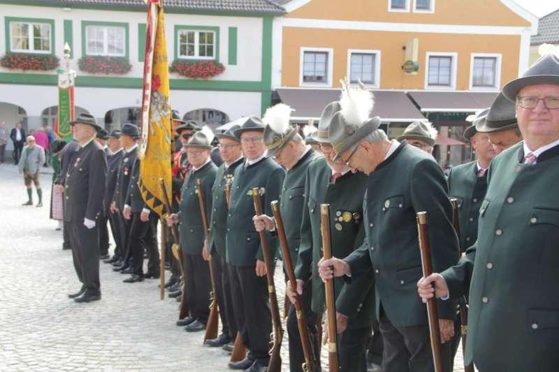 Festakt: Gedenktafel für berühmten Sohn von Bad Zell enthüllt - Bild 35