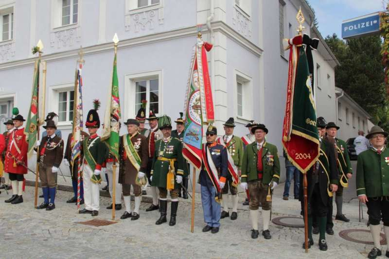 Festakt: Gedenktafel für berühmten Sohn von Bad Zell enthüllt - Bild 37