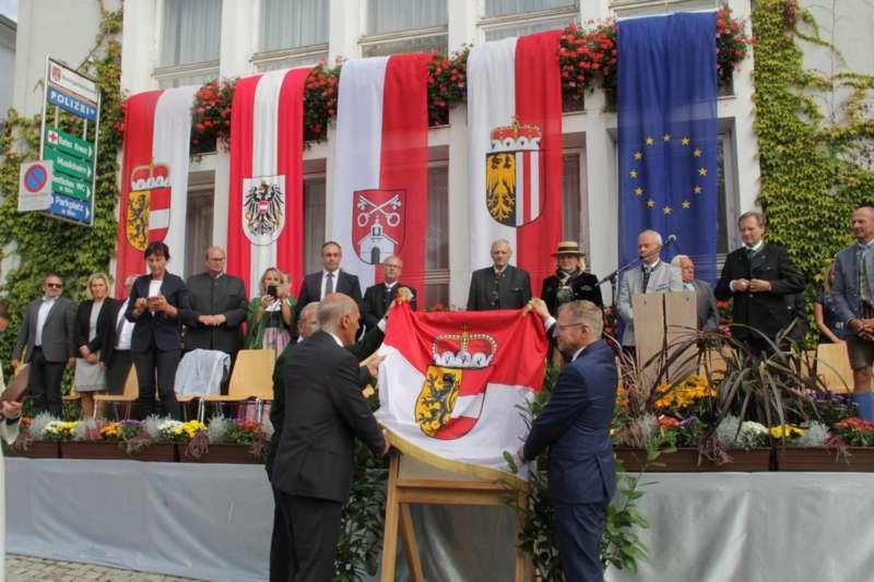 Festakt: Gedenktafel für berühmten Sohn von Bad Zell enthüllt - Bild 45