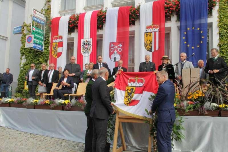 Festakt: Gedenktafel für berühmten Sohn von Bad Zell enthüllt - Bild 47