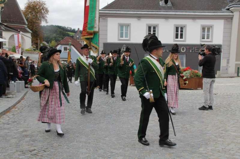 Festakt: Gedenktafel für berühmten Sohn von Bad Zell enthüllt - Bild 48