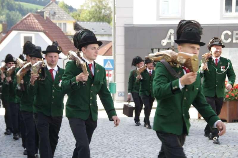 Festakt: Gedenktafel für berühmten Sohn von Bad Zell enthüllt - Bild 49