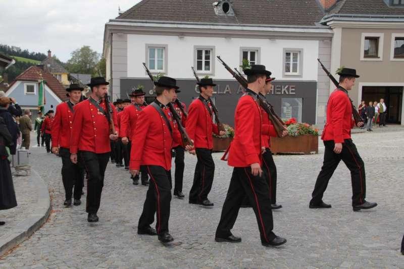 Festakt: Gedenktafel für berühmten Sohn von Bad Zell enthüllt - Bild 54