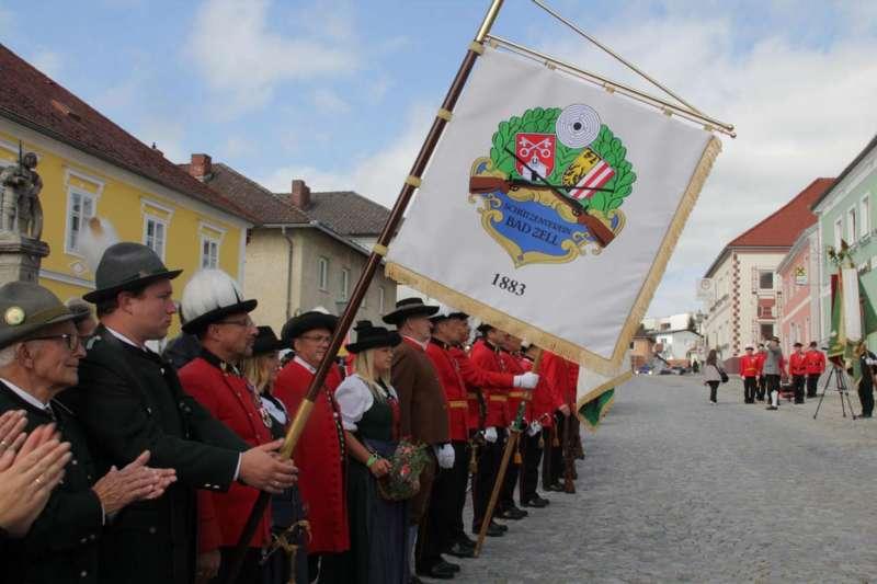 Festakt: Gedenktafel für berühmten Sohn von Bad Zell enthüllt - Bild 55