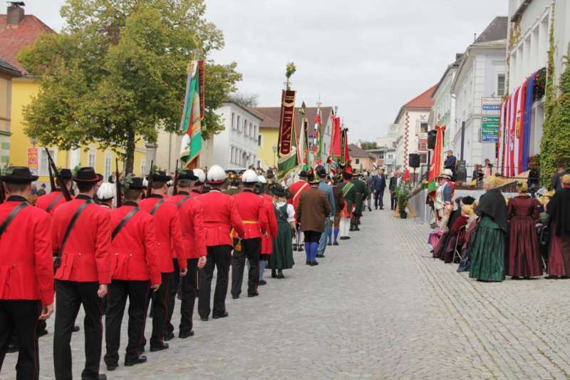 Festakt: Gedenktafel für berühmten Sohn von Bad Zell enthüllt - Bild 59