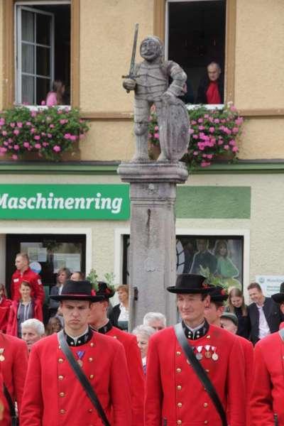 Festakt: Gedenktafel für berühmten Sohn von Bad Zell enthüllt - Bild 60