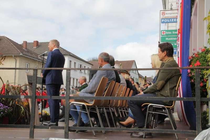 Festakt: Gedenktafel für berühmten Sohn von Bad Zell enthüllt - Bild 61