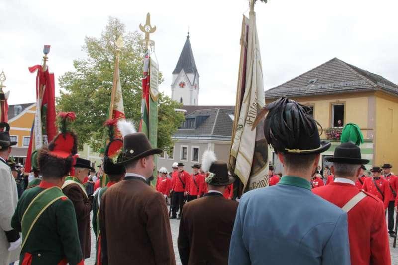 Festakt: Gedenktafel für berühmten Sohn von Bad Zell enthüllt - Bild 62