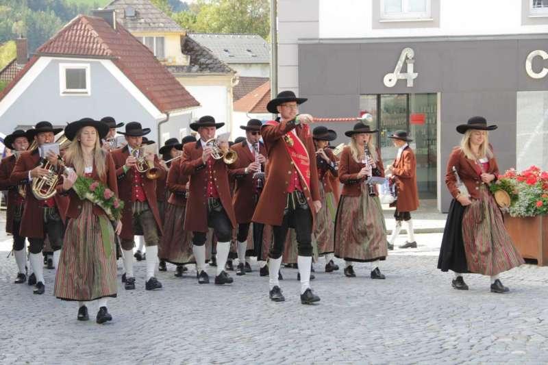 Festakt: Gedenktafel für berühmten Sohn von Bad Zell enthüllt - Bild 63