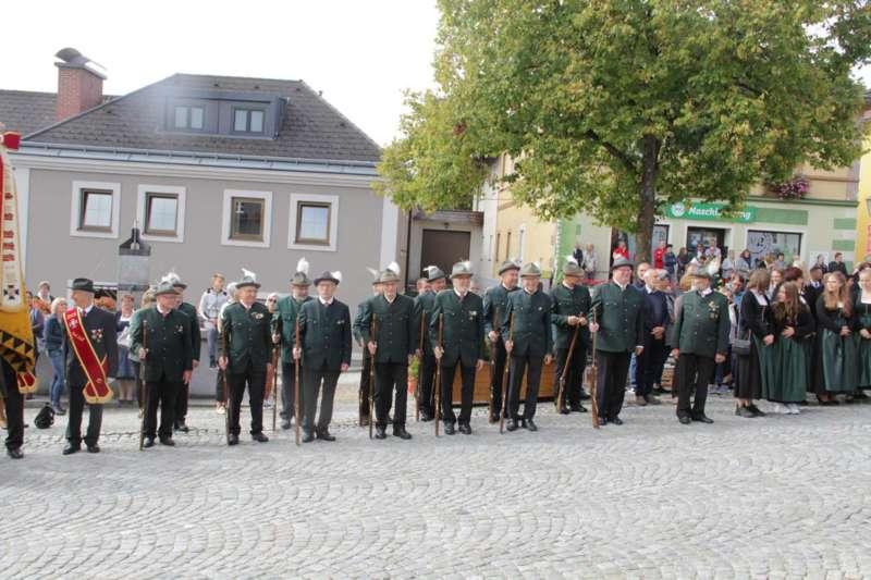 Festakt: Gedenktafel für berühmten Sohn von Bad Zell enthüllt - Bild 68