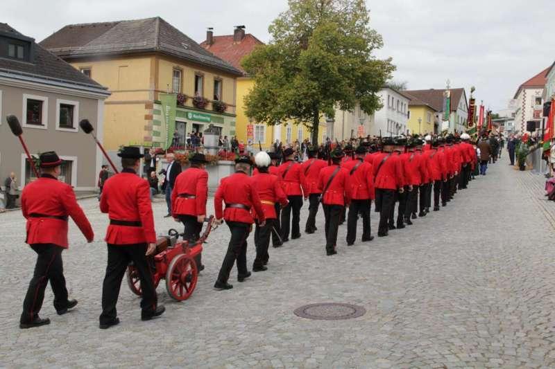 Festakt: Gedenktafel für berühmten Sohn von Bad Zell enthüllt - Bild 72