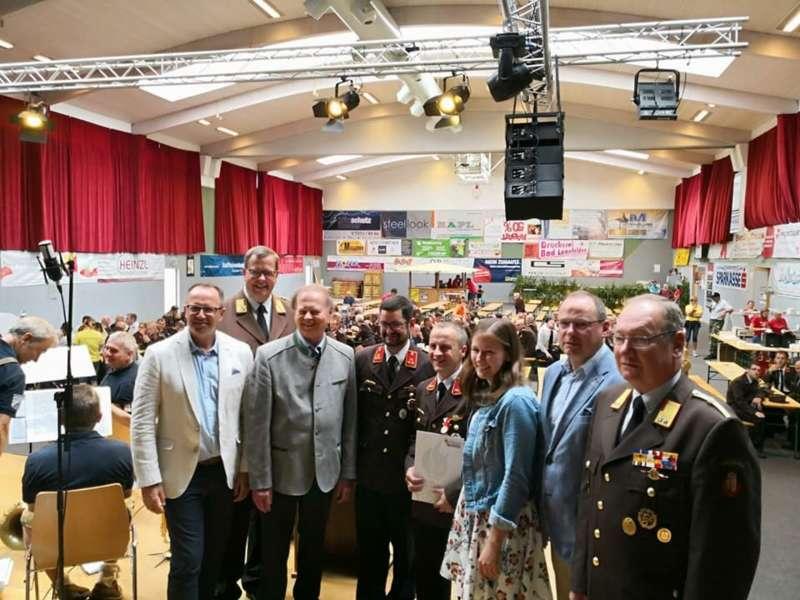 90 Jahre Freiwillige Feuerwehr Laimbach - Bild 1