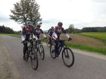 Mountainbike-Tagestour