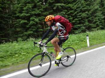 Rennradtour nach Brünn (Mähren)