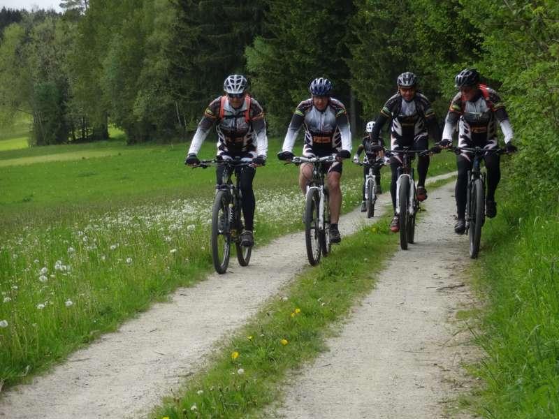 Mountainbike-Wochenende Loimanns - Bild 1