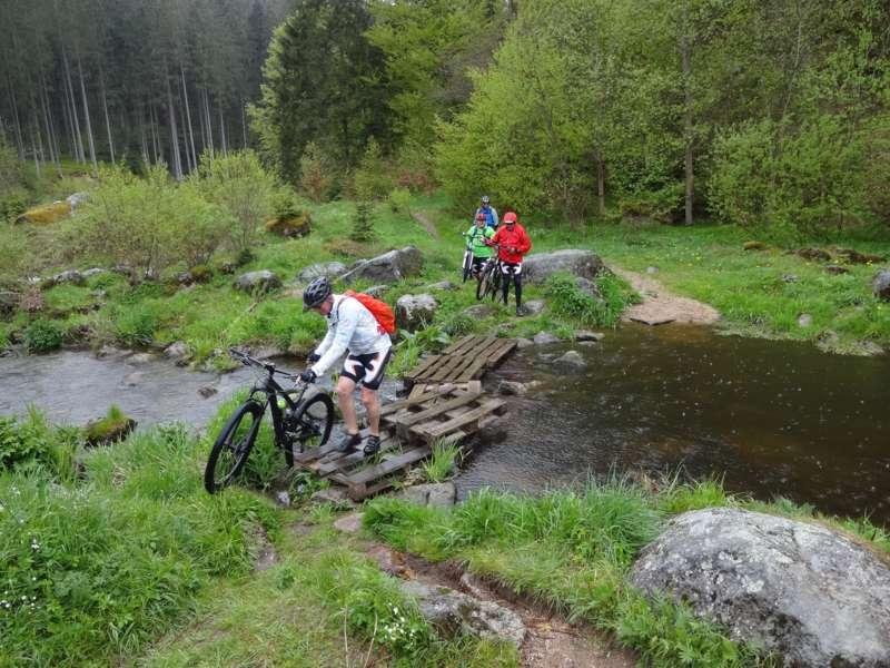 Tagestour Weltuntergangssteine (Mountainbike) - Bild 1557560792