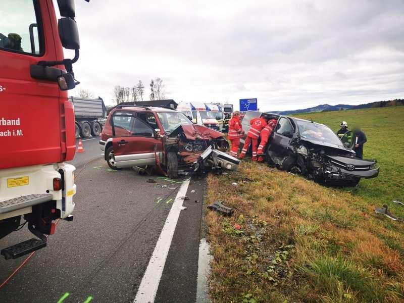 Verkehrsunfall Tschechien